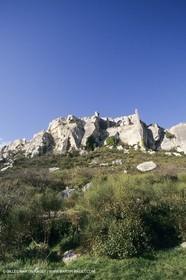 France, Provence, Les Baux de Provence
