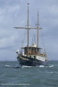Classic Yachts, Classic Motor yachts, Atlantide