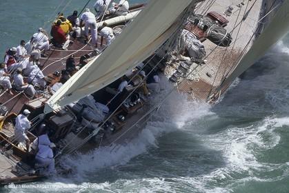 Classic yachts, J Class, Velsheda