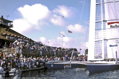 America's Cup, San Diego 1988, Stars and Stripes 88