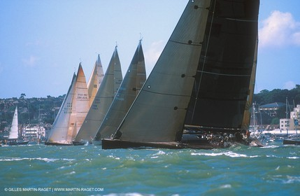 America's Cup Juile 2001