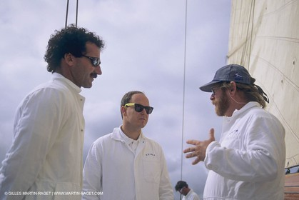 Sailing, People, celebrities, skippers, crew, owners, designers, sponsors, boatbuilders, etc (check keywords)