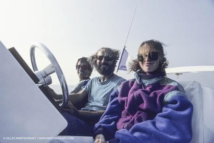 Sailing, People, celebrities, skippers, crew, owners, designers, sponsors, boatbuilders, etc (check keywords)