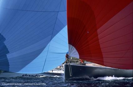 Maxi Yachts Rolex Cup 2005, Porto Cervo