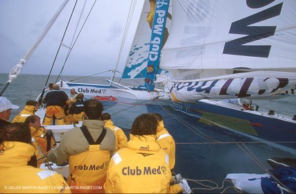 The Race - Club Med II
