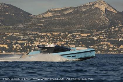 11 12 2014 - Saint Jean Cap Ferrat (FRA,06) Wally Yachts - Wallypower 50