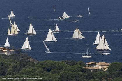 02 10 2013 - Saint-Tropez (FRA,83) - Voiles de Saint-Tropez 2013 - Day 3