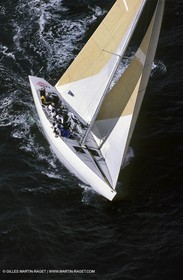 America's Cup, Fremantle 1987, USA,