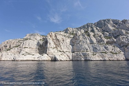 06 05 2009 - Marseille (FRA, 13) - Les Calanques - Falaises du Devenson