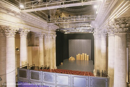Marseille historical heritage (check keywords for more infos), Théâtre des Bernardines