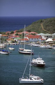Gustavia - Saint Barthelemy - Caribbean