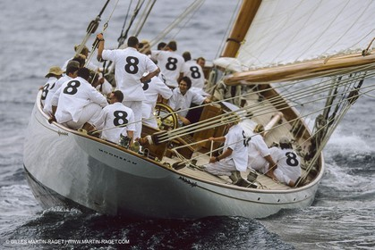 Classic Yachts, Moonbeam IV