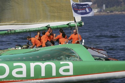 2005 Galicia Grand Prix - Day 1 - Groupama