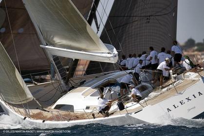 Maxi Yachts Rolex Cup 2005, Porto Cervo Alexia - Wally Yachts