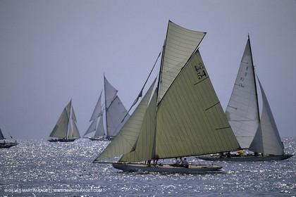 Bona Fide - Classic yachts - Régates Royales 2004