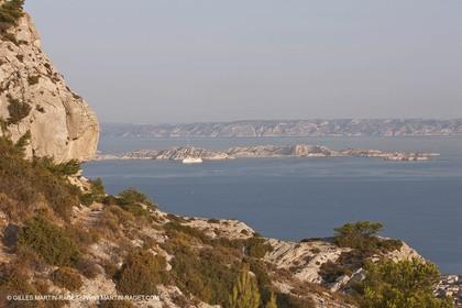 10 09 2009 - Marseille (FRA, 13) - Les Calanques - Massif de Marseilleveyre