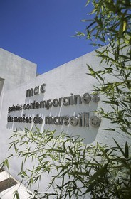 Marseille (FRA,13) - Museum of Conetporary arts