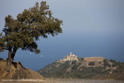 17 10 2011 - Vermeille Coast (FRA, 66) - Saint Elme fortress