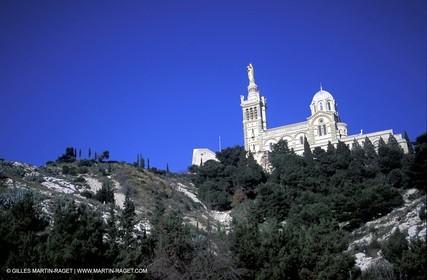 Marseille - Basilica of Notre Dame de la Garde