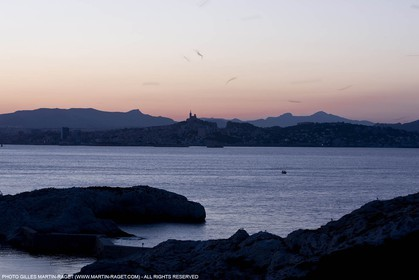 20 06 2008 - Marseille (FRA, 13) - Cruising among the local islands and creeks