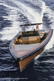 Powerboats, Wally, Wally Tender, tender to Tiketitoo