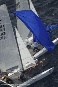 2003 Hyeres Sailing Week (SOF) - Tornado