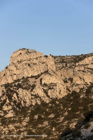 23 03 2009 - Marseille (FRA, 13) - Les Calanques - Tête et Aiguille de la Melettte