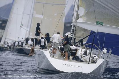 Sailing Super yachts, Wally Yachts, Slingshot