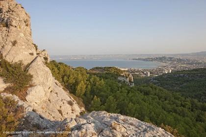 29 07 2009 - Marseille (FRA, 13) - Les Calanques - Massif de Marseilleveyre - Wood of la selle