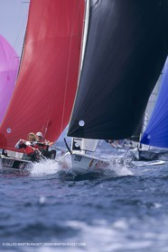 Sailing, Dinghies, 49er
