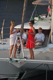 12 09 2016, Cannes (FRA,06), Chantier Fountaine-Pajot, Helia 44