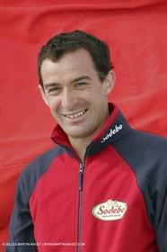 Orma 2005 - Sodebo - April training - Jean-Jacques Porrot