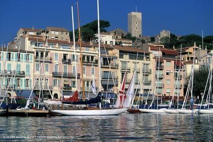 Cannes - Old Port Royal Regatta.