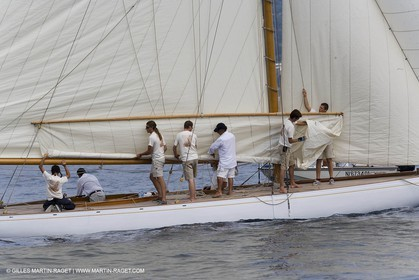 29 09 2006 - Cannes (Fr) - 2006 Régates Royales - Bona Fide