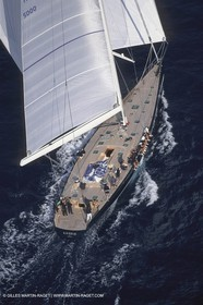 Sailing, Sailing Super Yachts, Wally Yachts, Kauris III
