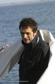 Orange II - 2004 Jules Verne Trophy - Yves le Blévec