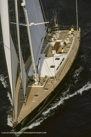 Sailing, Cruising, Super yachts, Vogue