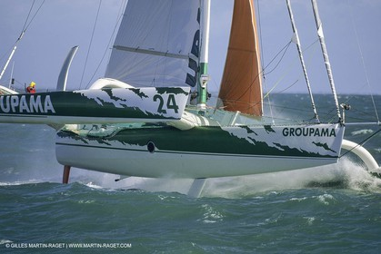 Sailing, Yacht Racing, Multihull, ORMA 60