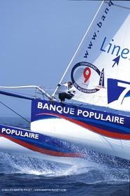 Banque Populaire Trimaran