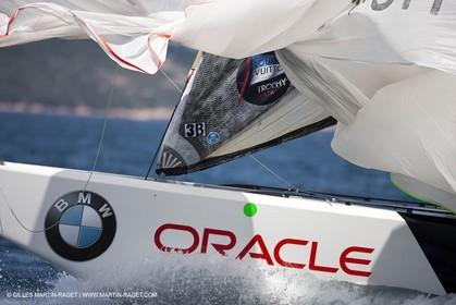 19 05 2010 - La Maddalena (ITA, Sardinia) Louis Vuitton Trophy - BMW ORACLE Racing - Training