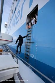 18 12 2011 - Bastia (FRA, Corsica) - Ship Company La Meridionale - The Piana