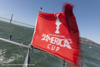 17 09 2013 - San Francisco (USA,CA) - 34th America's Cup - Final Match - Racing Day 7.
