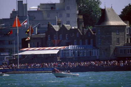 England - Isle de Wight - Cowes
