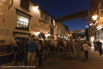 04 08 2010 - Cowes (UK, IOW) - Cowes Week.