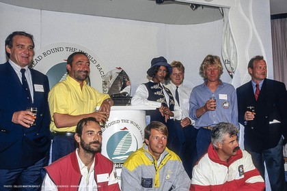 Sailing, Yacht racing, Offshore Racing, Withbread 1989-90