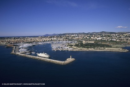 France, Provence, Côte d'Azur, Littoral, ANtibes
