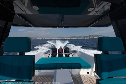 05 09 2016, Cannes (FRA,06), Wally yachts, Wally Tender Outboard