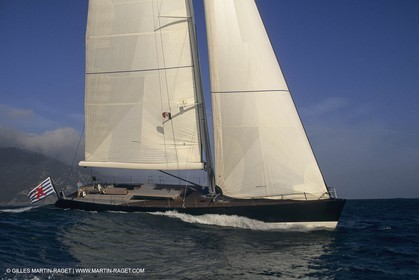 Sailing, Sailing Super Yachts, Wally Yachts, Barong C