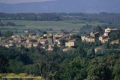 France, Provence, Pays d'Aix en Provence, La Motte d'Aigues
