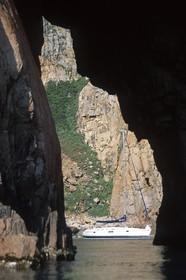 Destination - France - Corsica - Cap Roux - Scandola Natural park.
